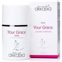 Аркадия Крем для кожи с куперозом Your Grace, 50ml