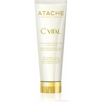 Atache Moisturizing, protecting and antioxidant cream for normal/dry skin - Mitrinošs antioksidantu krēms normālai/sausai āda, 50 ml