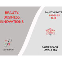Beauty. Business. Innovations. kongress - Platinum+ dalības paka