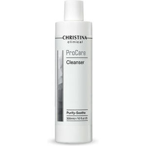 Christina Clinical ProCare Cleanser Purify Soothe - Tīrošs gēls, 300ml