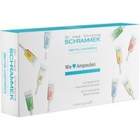 Christine Schrammek We Love Ampoules - serumu izlase, 7x2ml