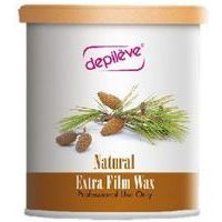 Depileve Natural Extra Film Wax, 800ml