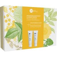 Dr.Renaud MIMOSA SMOOTHING & ENERGISING PROGRAM - Dāvanu komplēkts (cream 50ml  + mask 50ml)