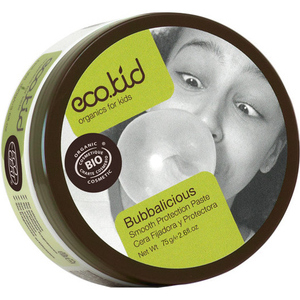 eco.kid bubbalicious smooth protection paste - maiga veidošanas pasta, 100g