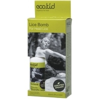 eco.kid lice bomb gel - gēls pret utīm, 60ml