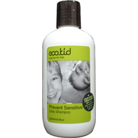 eco.kid prevent sensitive daily shampoo - ikdienas šampūns jutīgai ādai (225ml; 500ml)