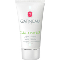 GATINEAU PURIFYING POWDER EMULSION - emulsija kombinētai ādai, 50ml