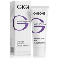 Gigi NUTRI-PEPTIDE Purifying Clay Mask, 50ml