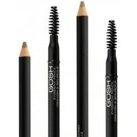 Gosh Eyebrow Pencil  2-way (pencil + brush) - uzaču zīmulis ar ķemmīti