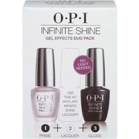 Infinite Shine Duo Pack komplekts virskārta + bāze (2x15 ml)