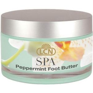 LCN Peppermint Foot Butter - Piparmētru balzāms kājām, 100ml