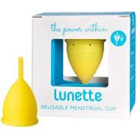LUNETTE Menstrual Cup, Yellow