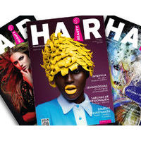 Magazine HAIR & BEAUTY profesionāļiem(LV) with delivery ES & UK, one issue