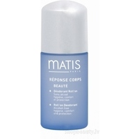 MATIS Deodorant roll'on - Dezodorants rullītis, 50ml