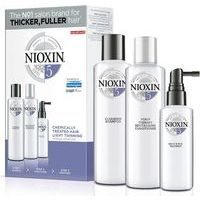 Nioxin SYS 5 Trialkit- System 5 for fuller-looking, moistured hair (300+300+100)