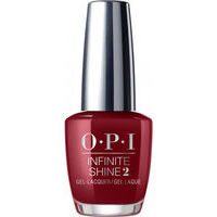 OPI Infinite Shine nail polish - ilgnoturīga nagu laka (15ml) -color Malaga Wine (LL87)