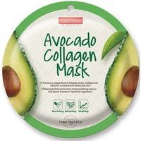 Purederm Avocado Collagen Mask - Коллагеновая маска с авокадо