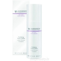 Purifying Tonic Lotion - Nomierinošs losjons ādai ar akne, 200 ml Janssen Cosmetics