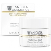 Trifolia Face Mask - Насыщенная anti-age маска с фитоэстрогенами и гиалуроновой кислотой, 50 ml Janssen Cosmetics