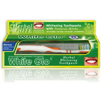 White Glo Herbal White Toothpaste