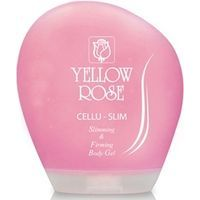 Yellow Rose Cellu-Slim - pretcelulīta gēls ķermenim ar Greipfrūtu aromātu, 250ml