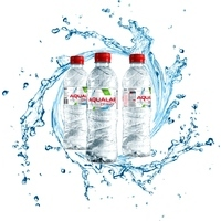 AQUALAR pH9+ Natural mineral water, 6x0.5 L