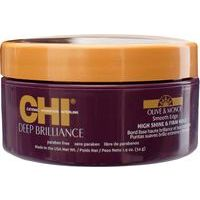 CHI Deep Brilliance Olive & Monoi Smooth Edge High Shine & Firm Hold - modelēšanas spīdums, 54g