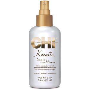 CHI Keratin Keratin Leave-In Conditioner - keratīna nenomazgājamais kondicionieris, 177 ml