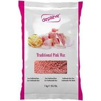 Depileve Traditional Pink Wax 1kg