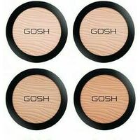 Gosh Dextreme High Coverage Powder  - Kompaktais pūderis