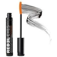 GOSH Rebel Eyes Mascara - Longer, volumized, curved lashes
