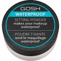 Gosh Waterproof Setting Powder Transparent - Kompaktais pūderis