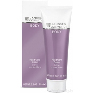 Janssen Cosmetics Hand Care Cream - Roku krēms, 75 ml