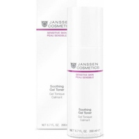 Janssen Cosmetics  Soothing Gel Toner  - Nomierinošs sejas toniks-gēls 200ml