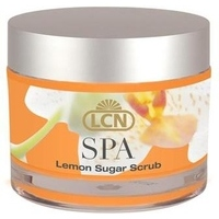 LCN SPA Lemon Sugar Scrub - Skrubis rokām (75ml, 250ml)