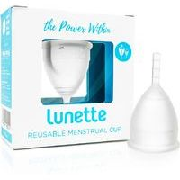 LUNETTE Menstrual Cup, Clear