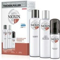 Nioxin SYS 4 Trialkit  - System 4 delivers denser-looking hair and restores moisture balance (150+150+40)