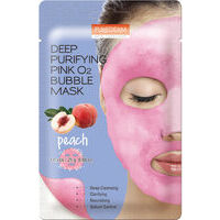 PUREDERM Deep Purifying Pink O2 Bubble