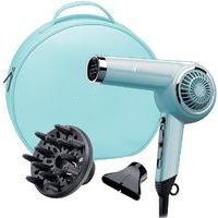 REMINGTON Bombshell Blue Retro Dryer Gift Pack- matu fēns Promo