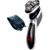 REMINGTON HyperFlex Verso - 2 in 1 rotary shaver & trimmer-  skuveklis Promo