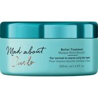 Schwarzkopf Professional Mad About Curls Butter Treatment - Intensīva maska cirtainiem matiem, 200ml